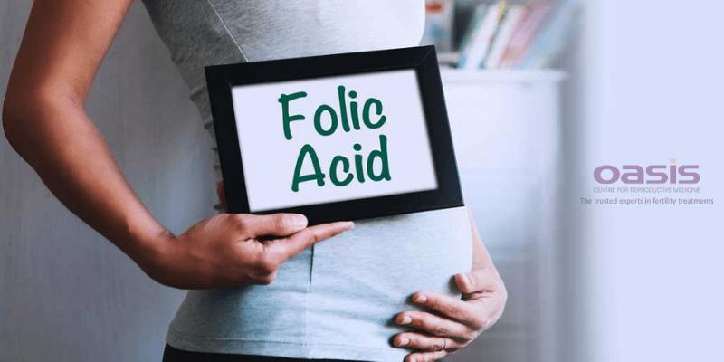 Does Folic Acid Increase Fertility?