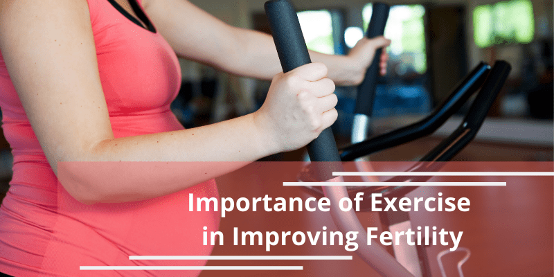 Importance Of Exercise In Improving Fertility