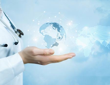 International patients mobile